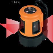 Máy quét laser 3 tia tự cân bằng LS603II