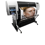 Máy in khổ lớn HP Designjet T7100 - CQ106A