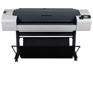 Máy in khổ lớn HP Designjet T790PS 44-in - CR650A