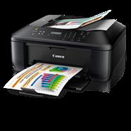 Máy in phun màu Canon Đa chức năng MX377 (in/scan/copy/fax)