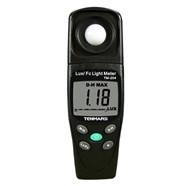 Thiết bị đo cường độ ánh sáng Temars TM-204 (20~200.000Lux)