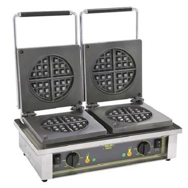 may lam banh waffle dang tron ged 75 hinh 1