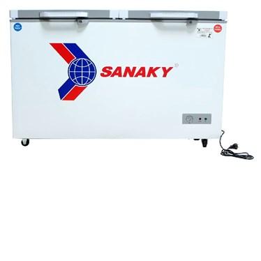 tu dong mat inverter sanaky 280 lit vh-3699w4kd hinh 1