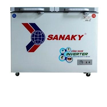 tu dong mat sanaky inverter 230 lit vh-2899w4k  hinh 1