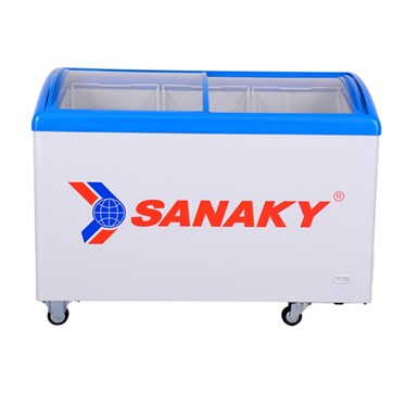 tu dong mat trung bay kem sanaky 432 lit vh-602kw hinh 1