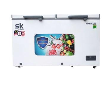 tu dong mat inverter sumikura skf-600dti 600 lit hinh 1