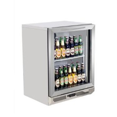 tu mat mini bar 1 canh turbo air tb6-1g​ hinh 1