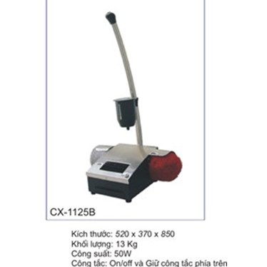 may danh giay van phong sirlroad cx-1125b hinh 1