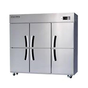 tu mat inox 6 canh modelux 1644 lit mds-1660r1  hinh 1