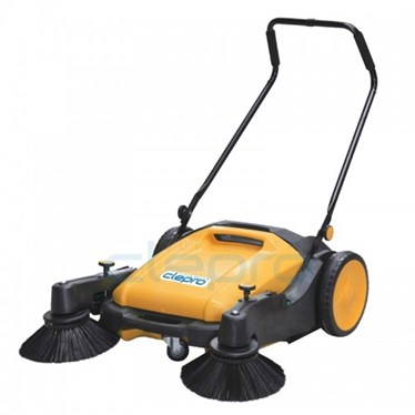 xe quet rac day tay clepro cw-103/2 hinh 1