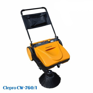 xe quet rac day tay clepro cw-760/1 hinh 1