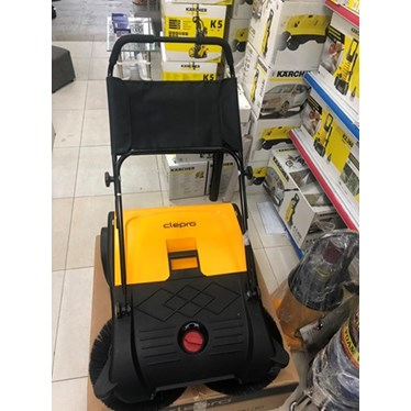 xe quet rac day tay clepro cw-800/02 hinh 1