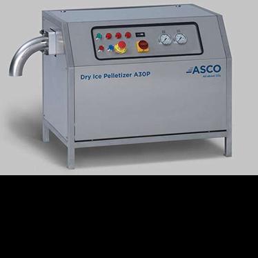 may ban da kho co2 asco dry ice pelletizer a30p hinh 1