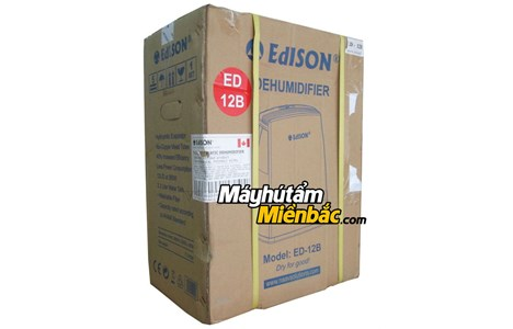 may hut am edison ed-12b(12lit/ngay) hinh 8