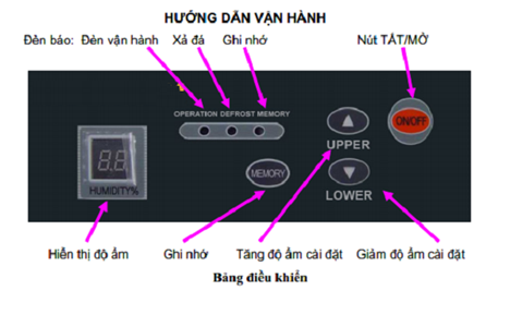 may hut am cong nghiep harison hd-150b(150lit/ngay) hinh 7