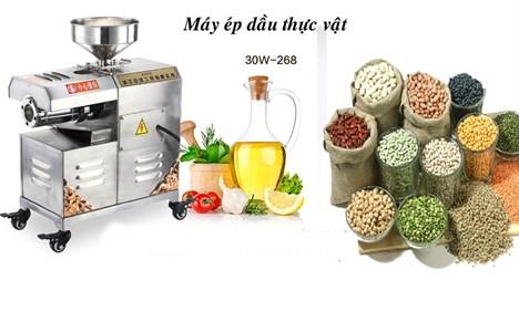 may ep dau thuc vat 30w-268 hinh 3