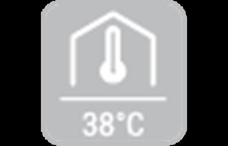 tu mat cool head rcg 640 (inox - chiller counter) hinh 2