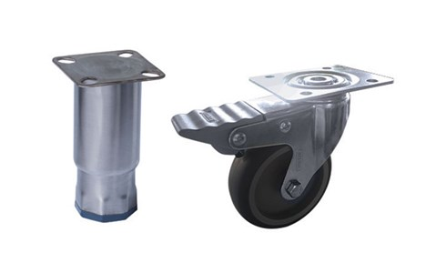 tu mat cool head rc 640 (inox - chiller counter) hinh 13