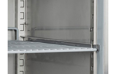 tu mat cool head rcg 640 (inox - chiller counter) hinh 14