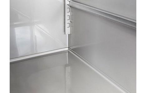 tu mat cool head rcg 640 (inox - chiller counter) hinh 15
