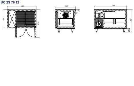 ban mat inox 2 cua turbocool 300 lit uc 2s 76 12  hinh 2