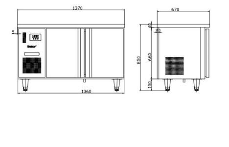ban mat 2 canh inox kolner bn14-xl2 (lam lanh quat gio) hinh 2