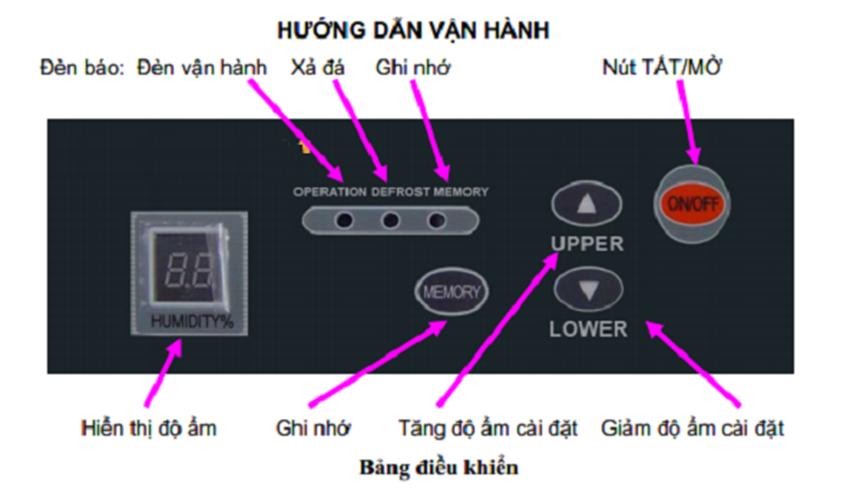 may hut am cong nghiep harison hd-150b(150lit/ngay) hinh 5