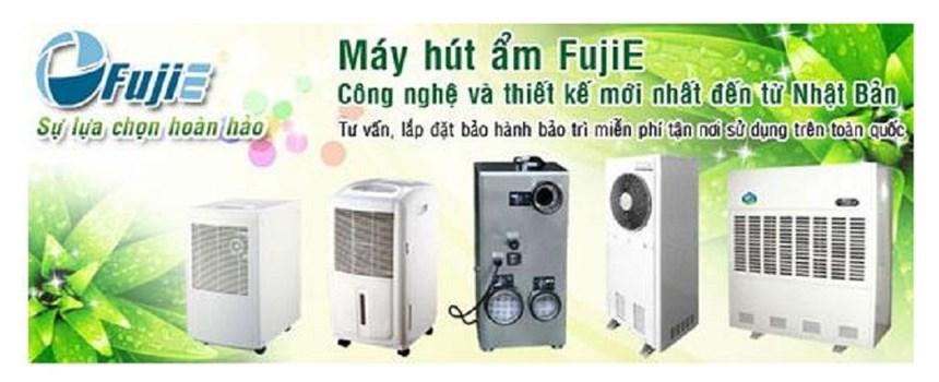 may hut am fujie hm-618ec(18lit/ngay) hinh 2