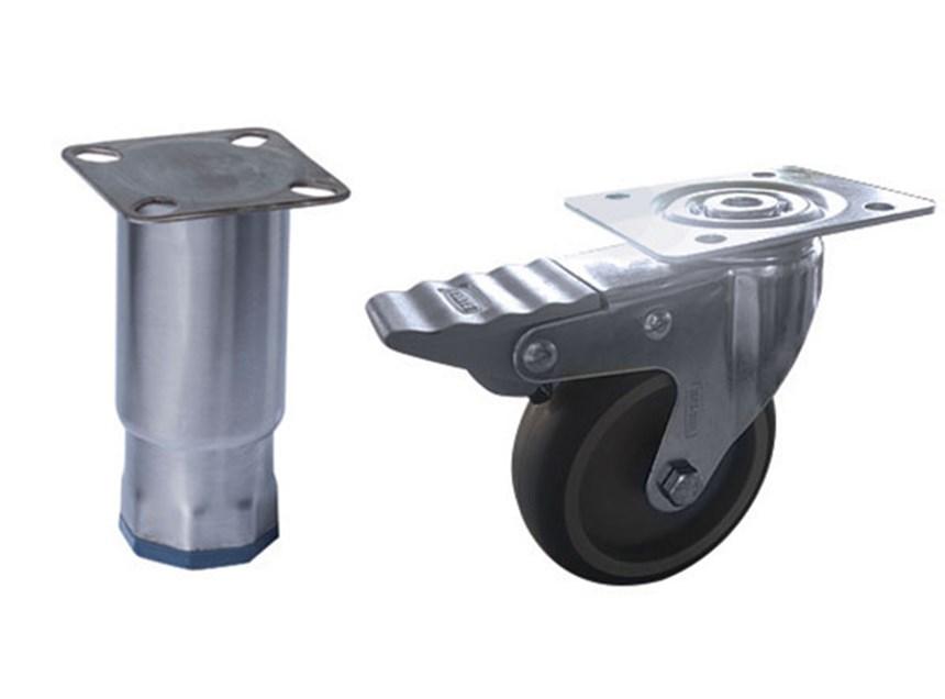 tu mat cool head rcg 640 (inox - chiller counter) hinh 11