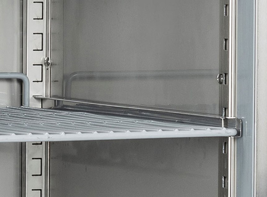 tu mat cool head rcg 640 (inox - chiller counter) hinh 12