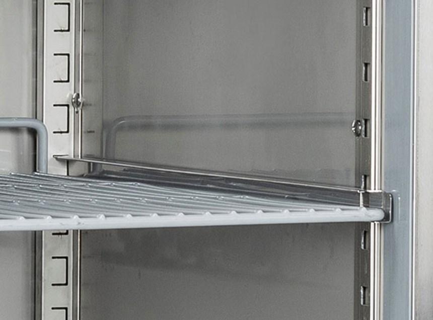 tu mat cool head rc 640 (inox - chiller counter) hinh 12