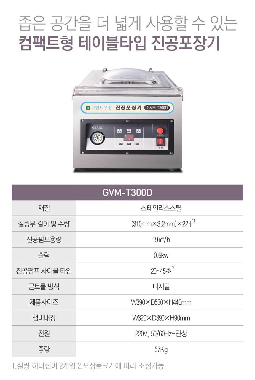 may dong goi chan khong grand woosung gvm-t300d hinh 0